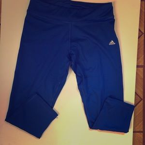Adidas climacool cropped leggings
